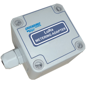 Pulse Metering Adapter with LoRa