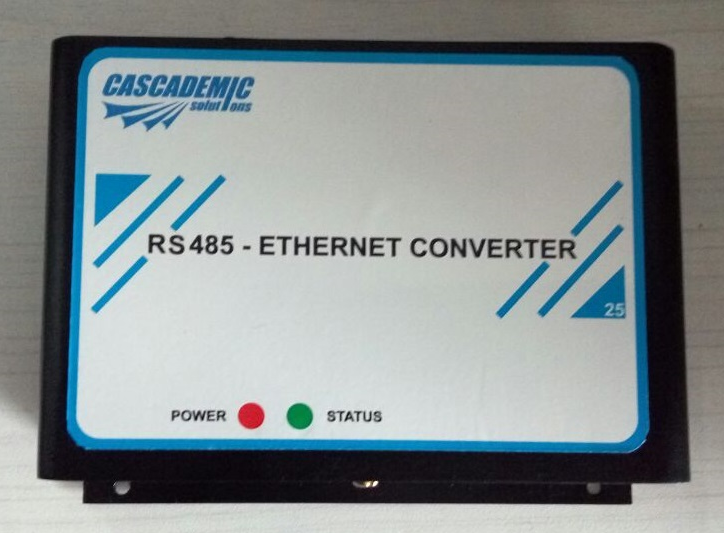 MODBUS-to-Ethernet-Adapter